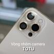 Vòng nhôm camera iPhone 12 Promax hiệu TOTU